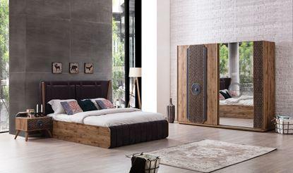 Resim Akustik Yatak Odası