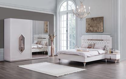 Resim Hanedan Yatak Odası
